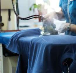 Ironing service Perth - Ad Astra Wet & Dry Cleaning