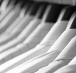 Shirts On Hangers - Ad Astra Dry Cleaning Services Perth