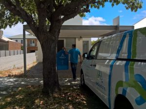 Laundry Home Delivery Service by Ad Astra Dry Cleaning in Perth